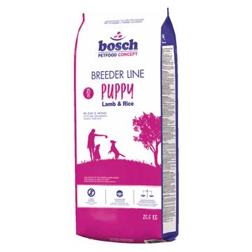 Корм для собак Бош Бридер Паппи - купить в Харькове