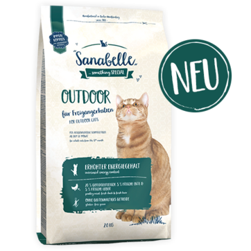 Корм для кошек Бош Санабель  Оутдор - купить в Херсоне