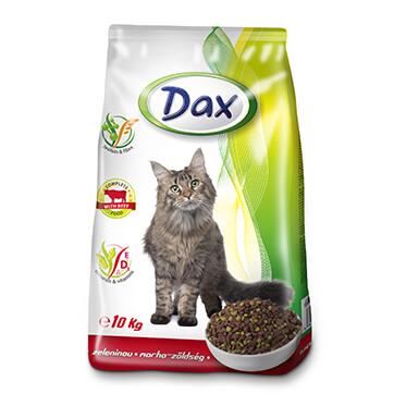 Сухой корм для кошек Дакс Говядина