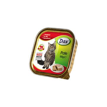 Паштет для кошек Дакс Говядина