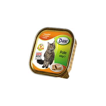 Паштет для кошек Дакс Птица