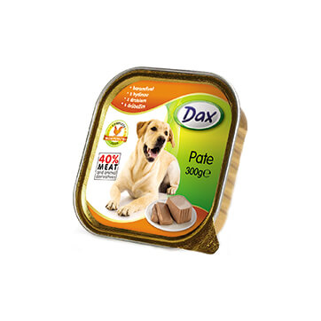Паштет для собак Дакс Птица