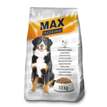Сухой корм для собак Макс Домашняя птица