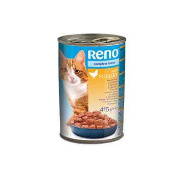 Консервы для кошек Рено Птица