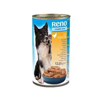 Reno Птица - Консервы для собак