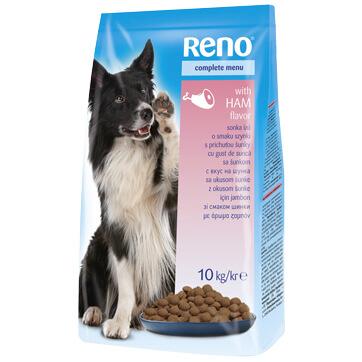 Сухой корм для собак Рено Ветчина