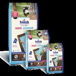 Корм bosch для собак mini junior