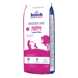 Bosch Breeder Puppy Lamb & Rice [вага 20 кг] - Сухий корм для собак
